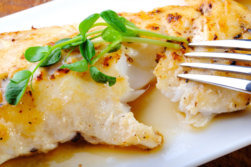 Cod loin for Baked cod fish recipes