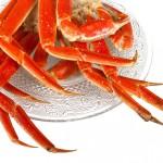 Crab Leg Clusters, Snow